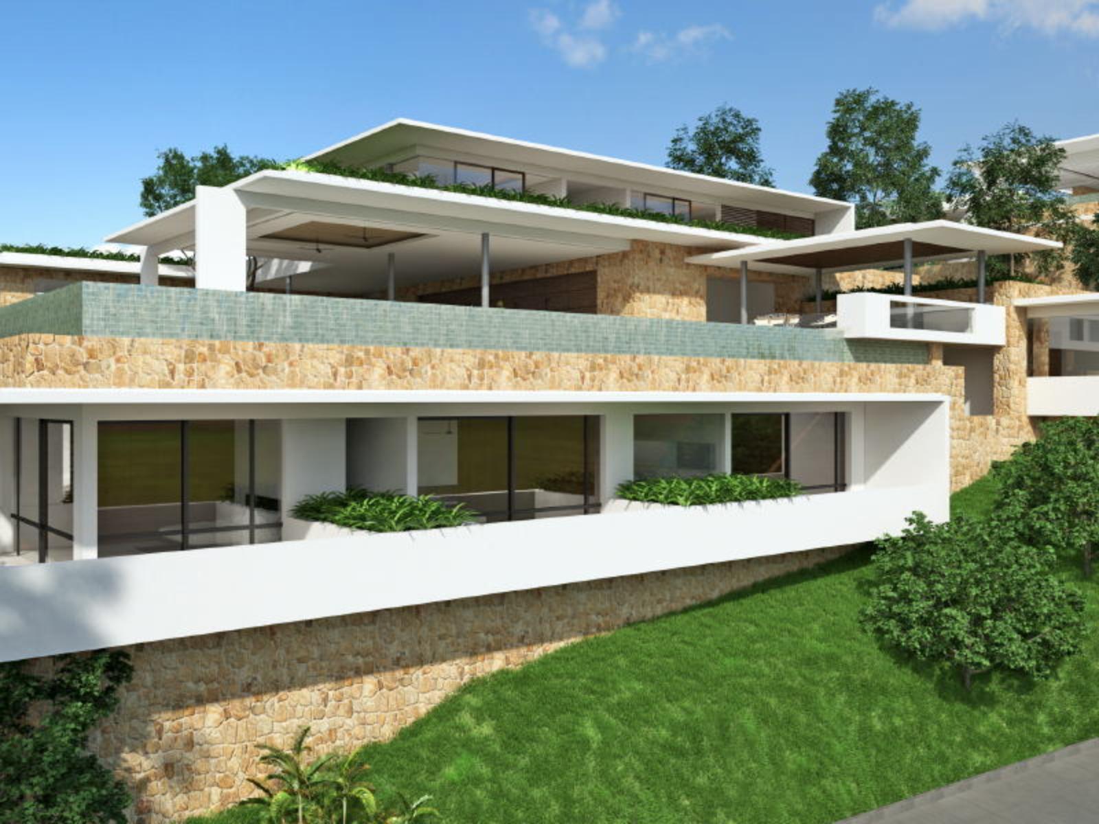 Villa Samu 28