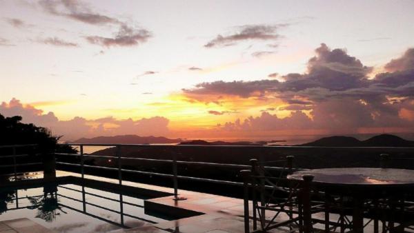 Beautiful home overlooking Charlotte Amalie