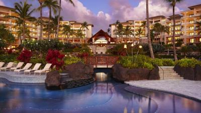 Garden View 3 BR Residence At Montage Kapalua Bay