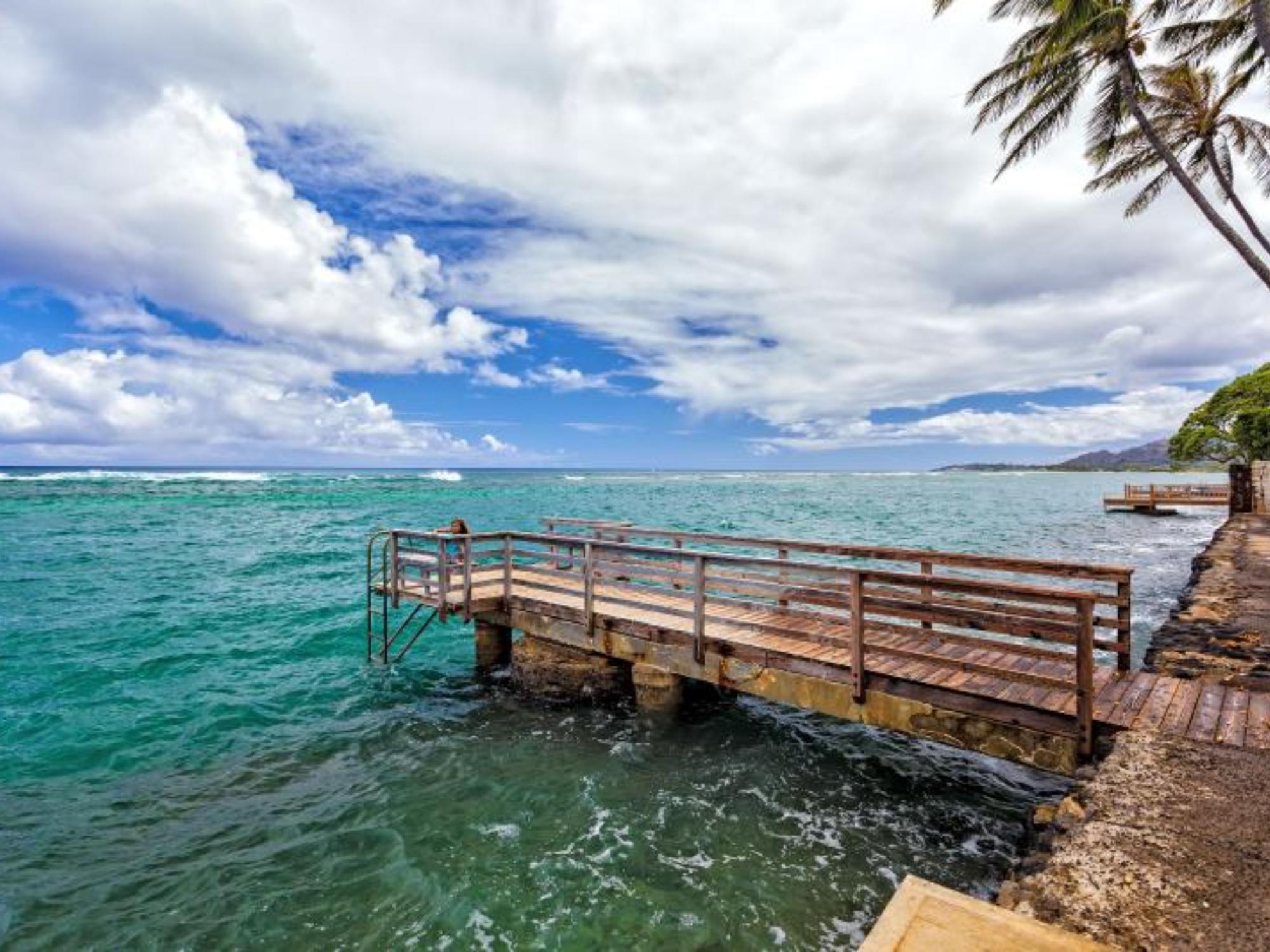 Oceanside Paradise