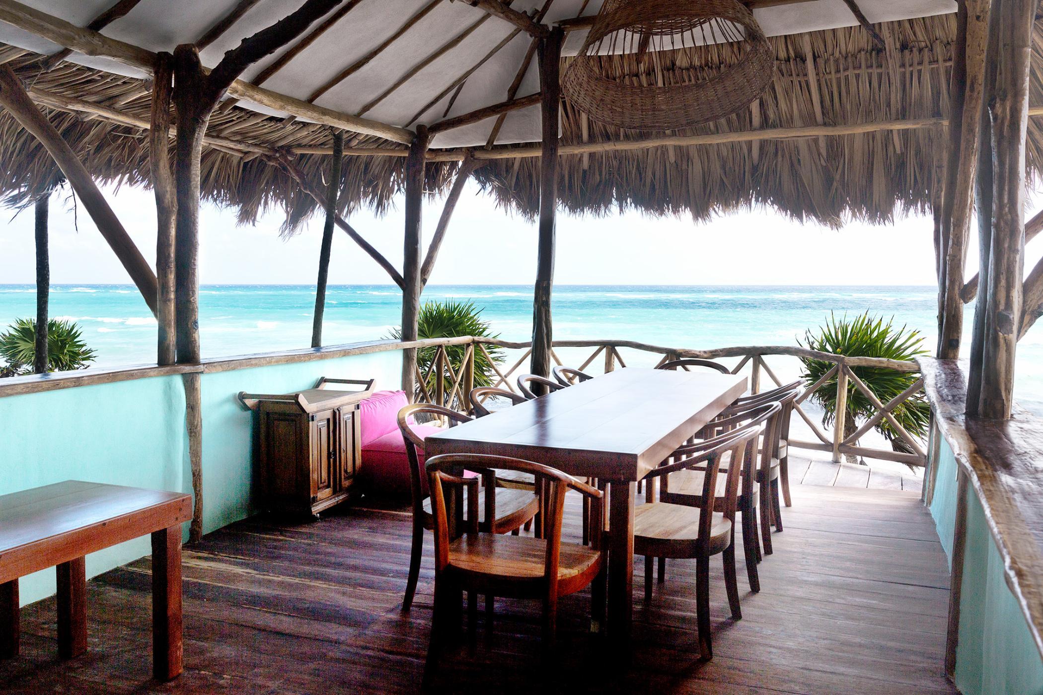 Casa Madera - Papaya Playa