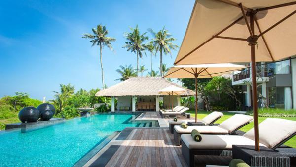 Seseh Beach Villa 1