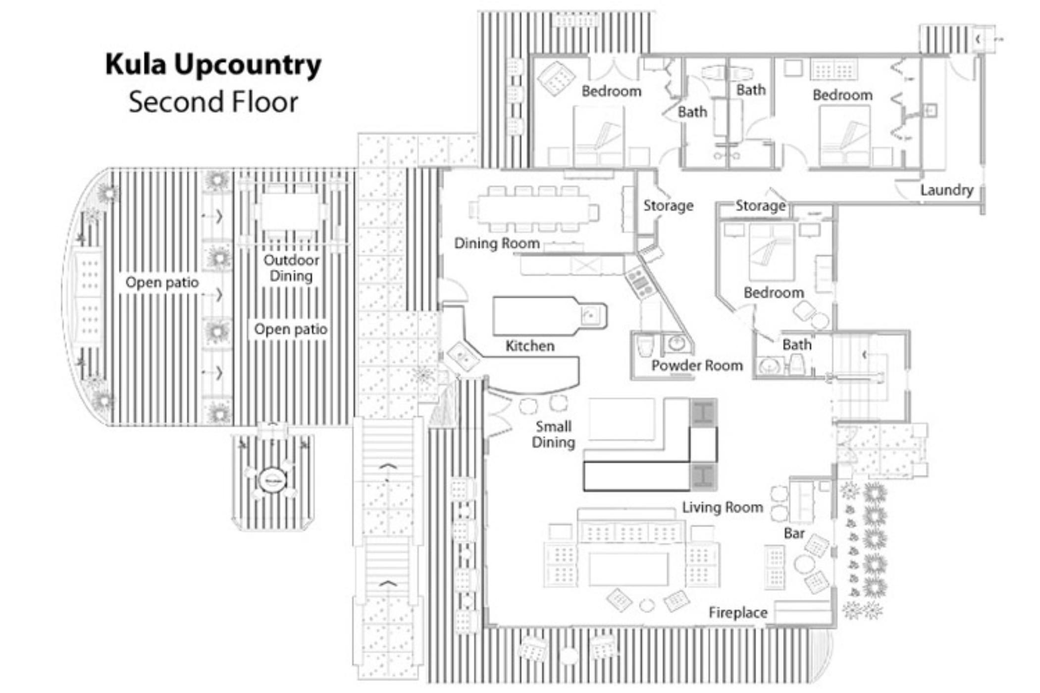 kula upcountry estate villaway