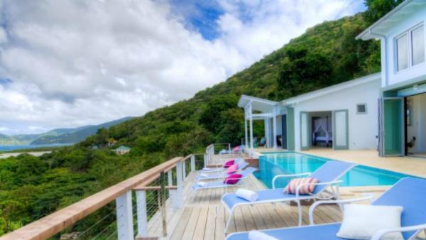 Villa Maya - Tortola