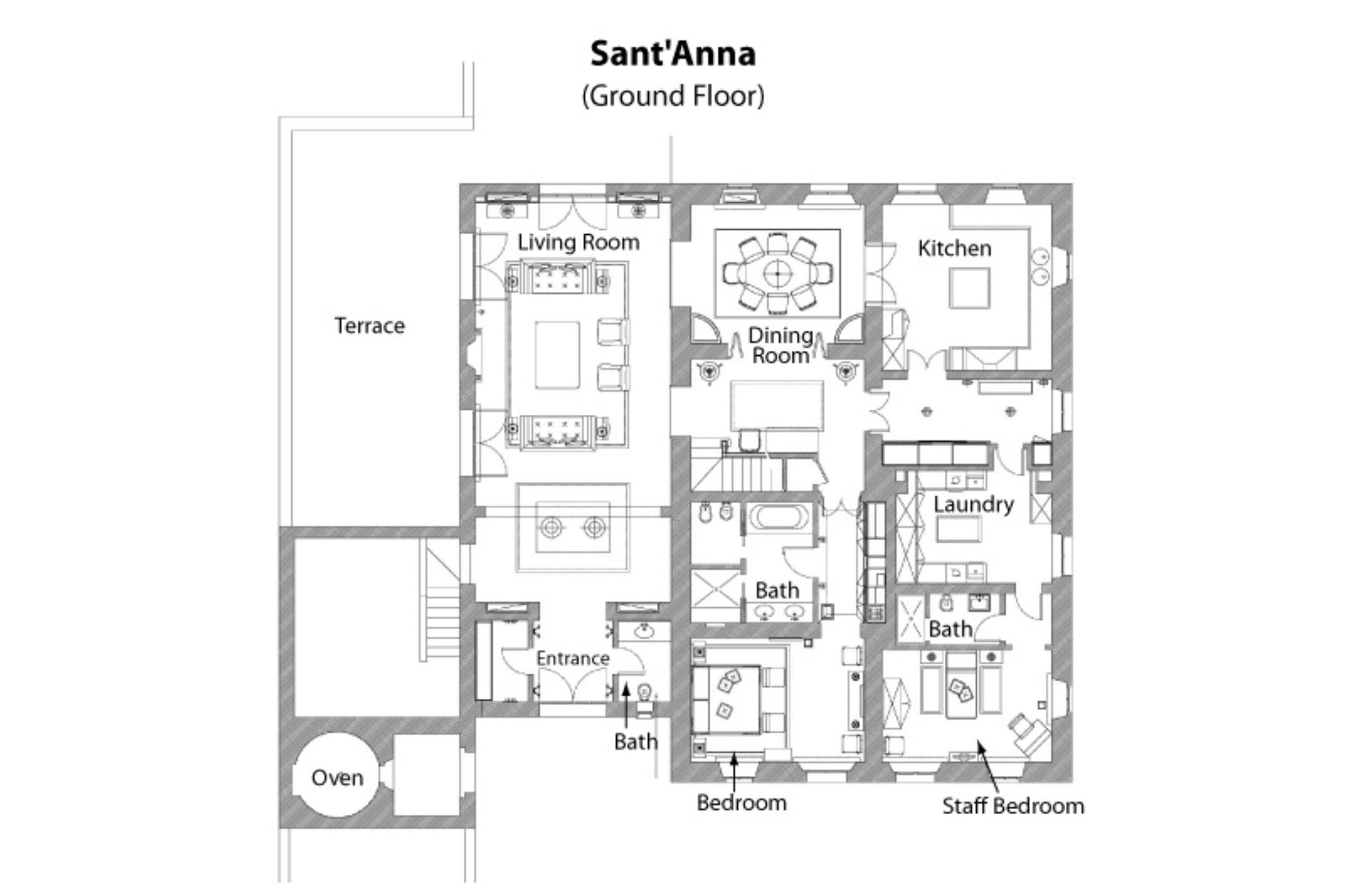 Villa Santanna