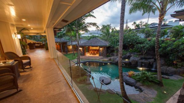 The crown jewel of Kailua beachfront rentals