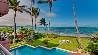 Royal Hawaiian Beach Estate