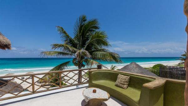 A most exquisite and secluded estate in the Mayan Riviera