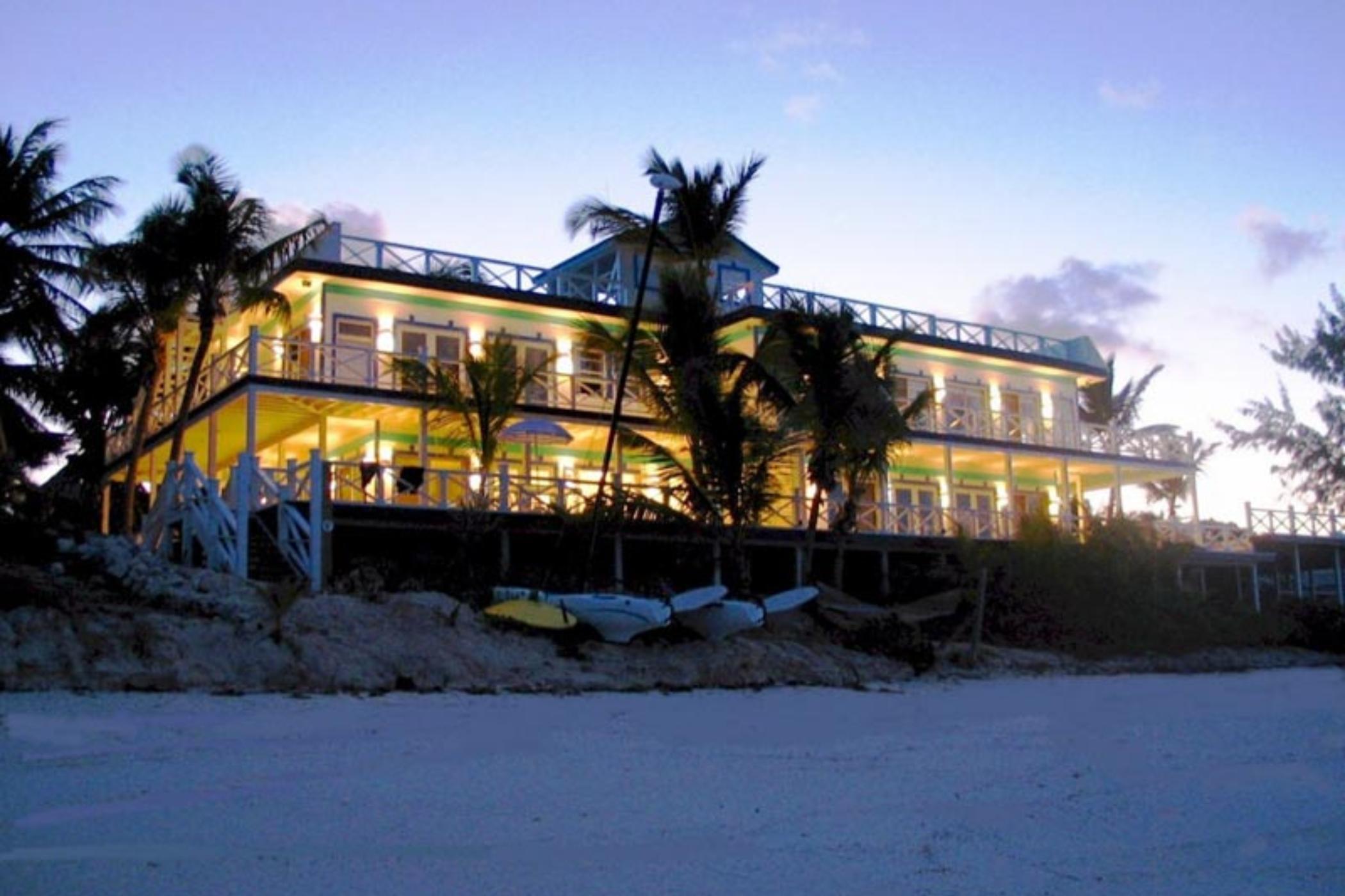 Bougainvillea House