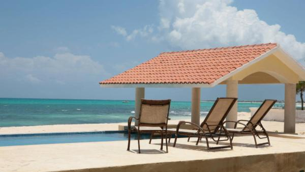 Private, gated villa located on one of the best beaches in the world
