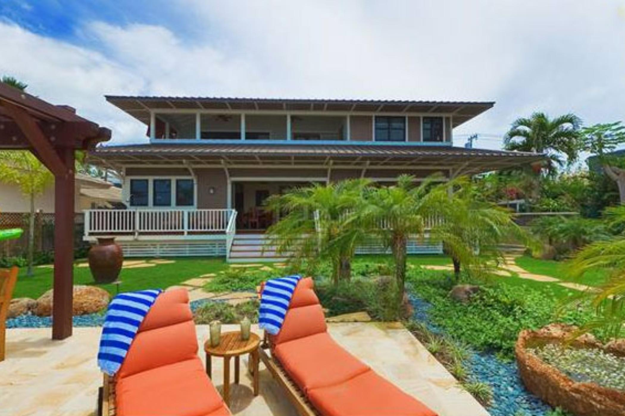 Lahaina Beach House Part - 37: Rare, Beachfront Home In Lahaina