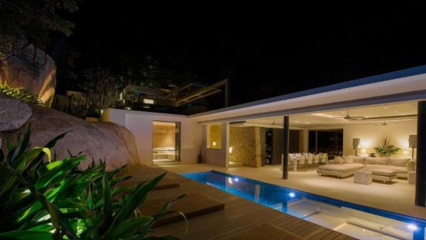 Villa Samujana 8