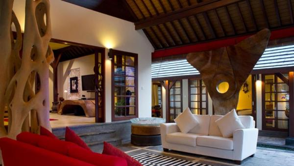 A private and serene oasis in central Bali
