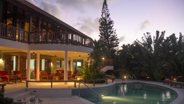 Villa Solitaire