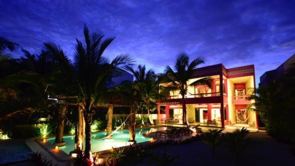 Casa Alma Rosa