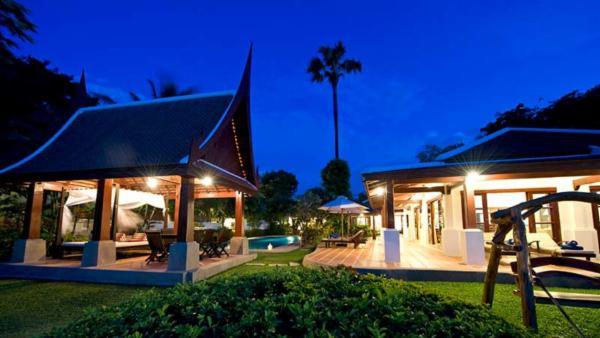 Baan Tamarind - Thailand