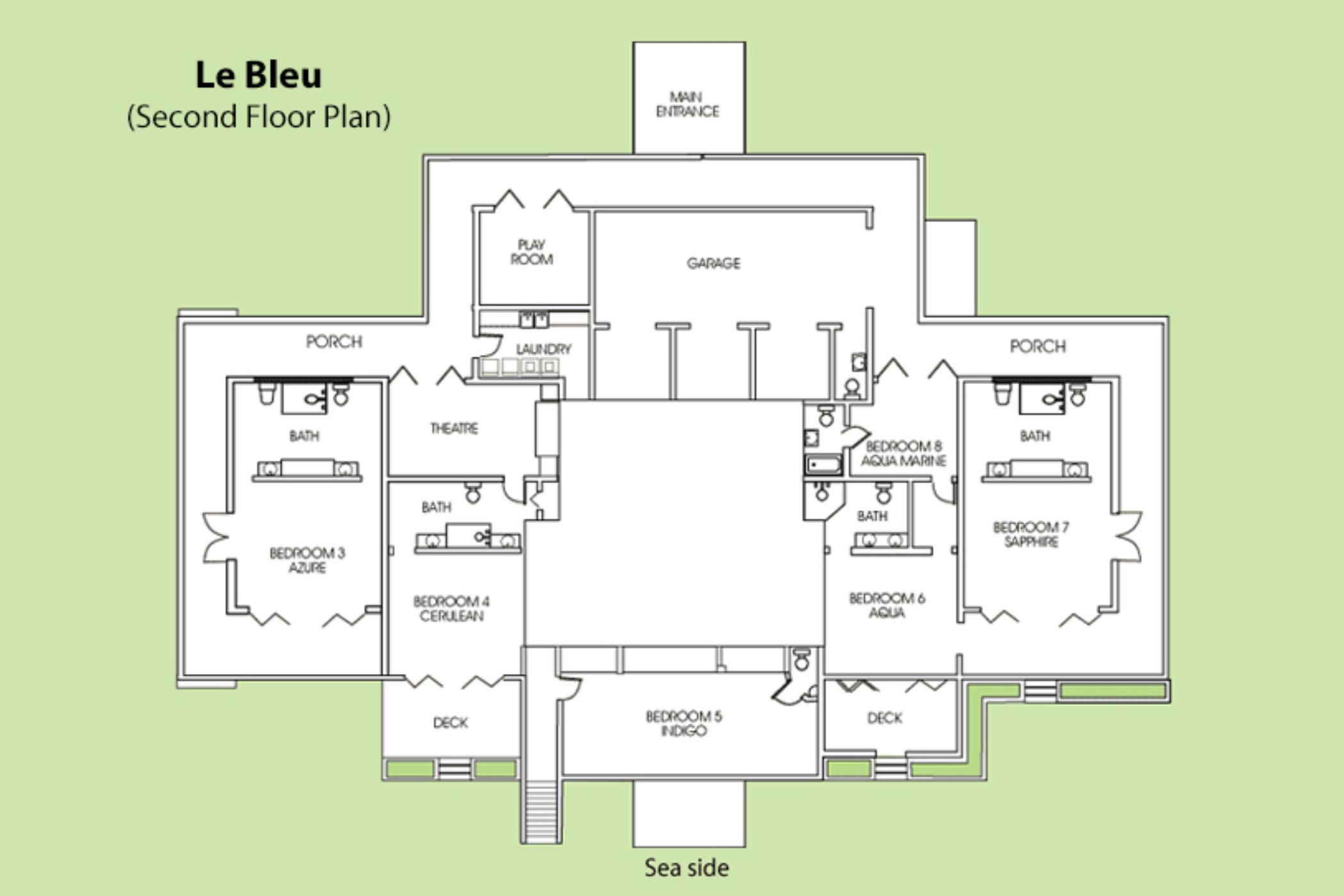 Little Harbour Estates - Le Bleu