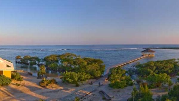 Barefoot Cay Villa