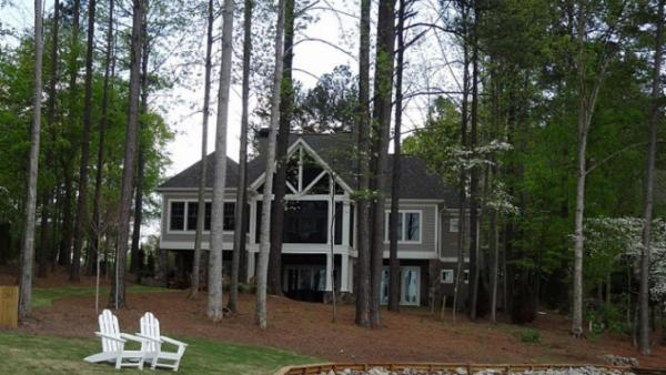 Lake Oconee Villas For Rent Luxury Vacation Rentals