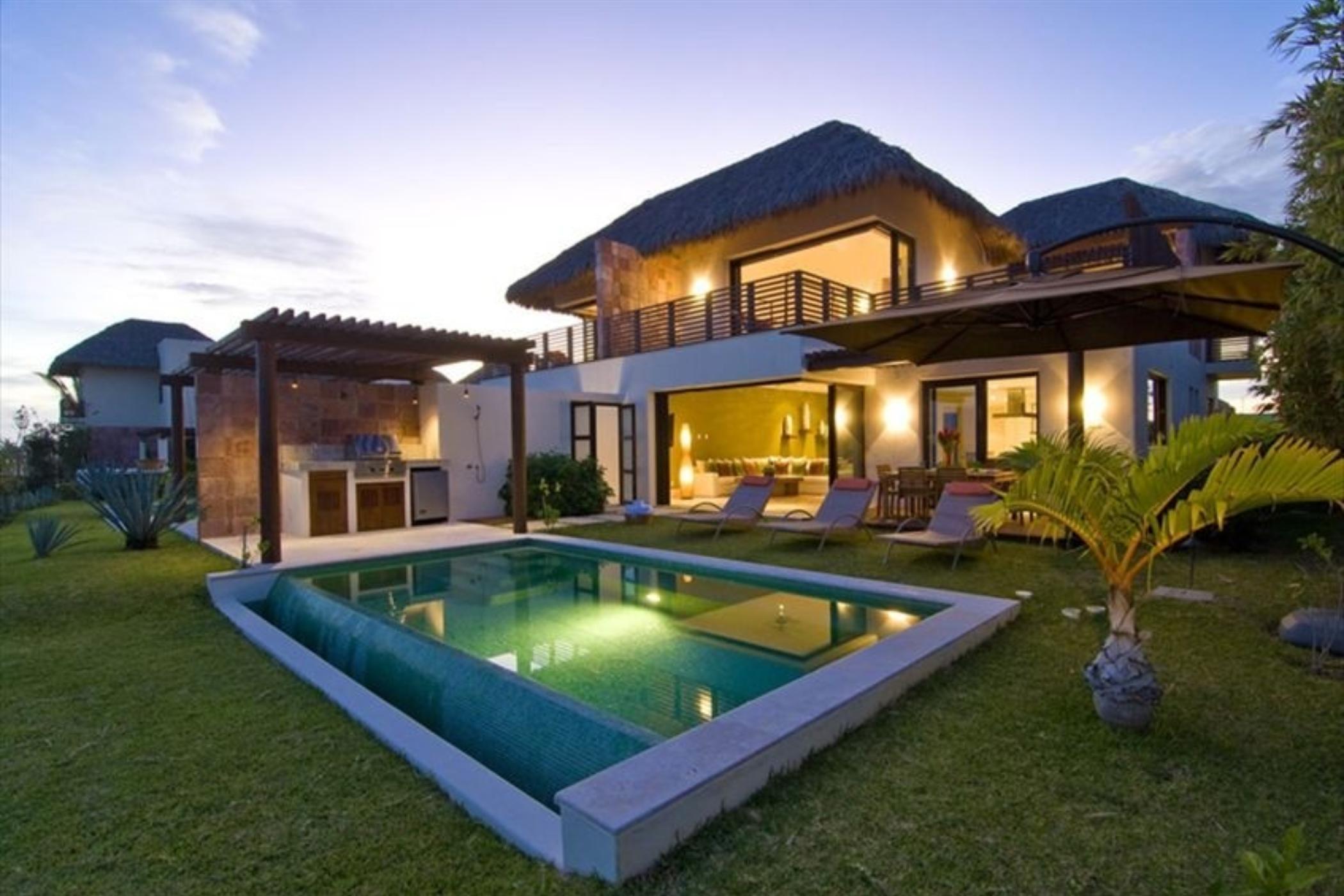 villa turquesa - punta mita | villaway®