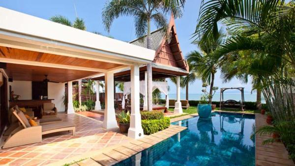Villa Bougainvillea - Thailand