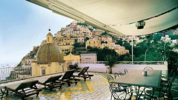 n the very heart of the enchanting town of Positano, only a two minute walk from the beach, Villa Giusy is a truly magical place.