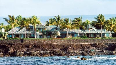 Enjoy 320 feet of ocean front luxury
