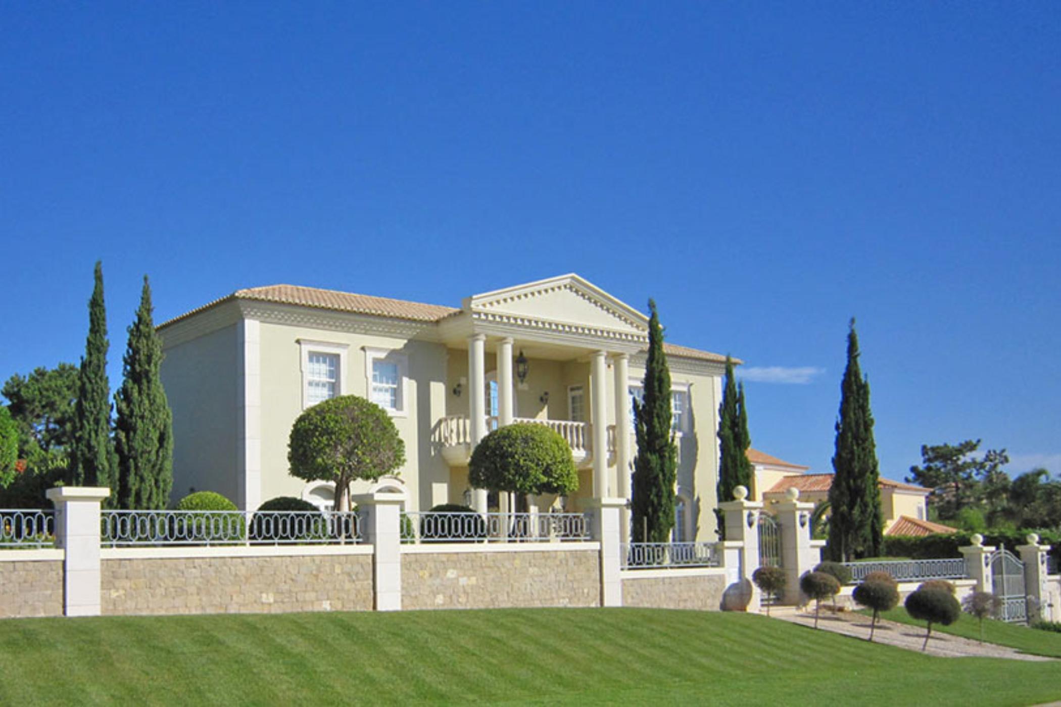 Private Villas In Portugal villa vermonte | villaway®