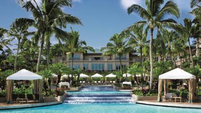 Royal Pacific Suite - Ritz Carlton