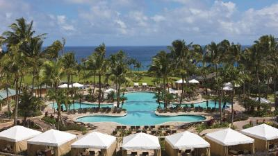 2BR Ocean Front - Ritz Carlton