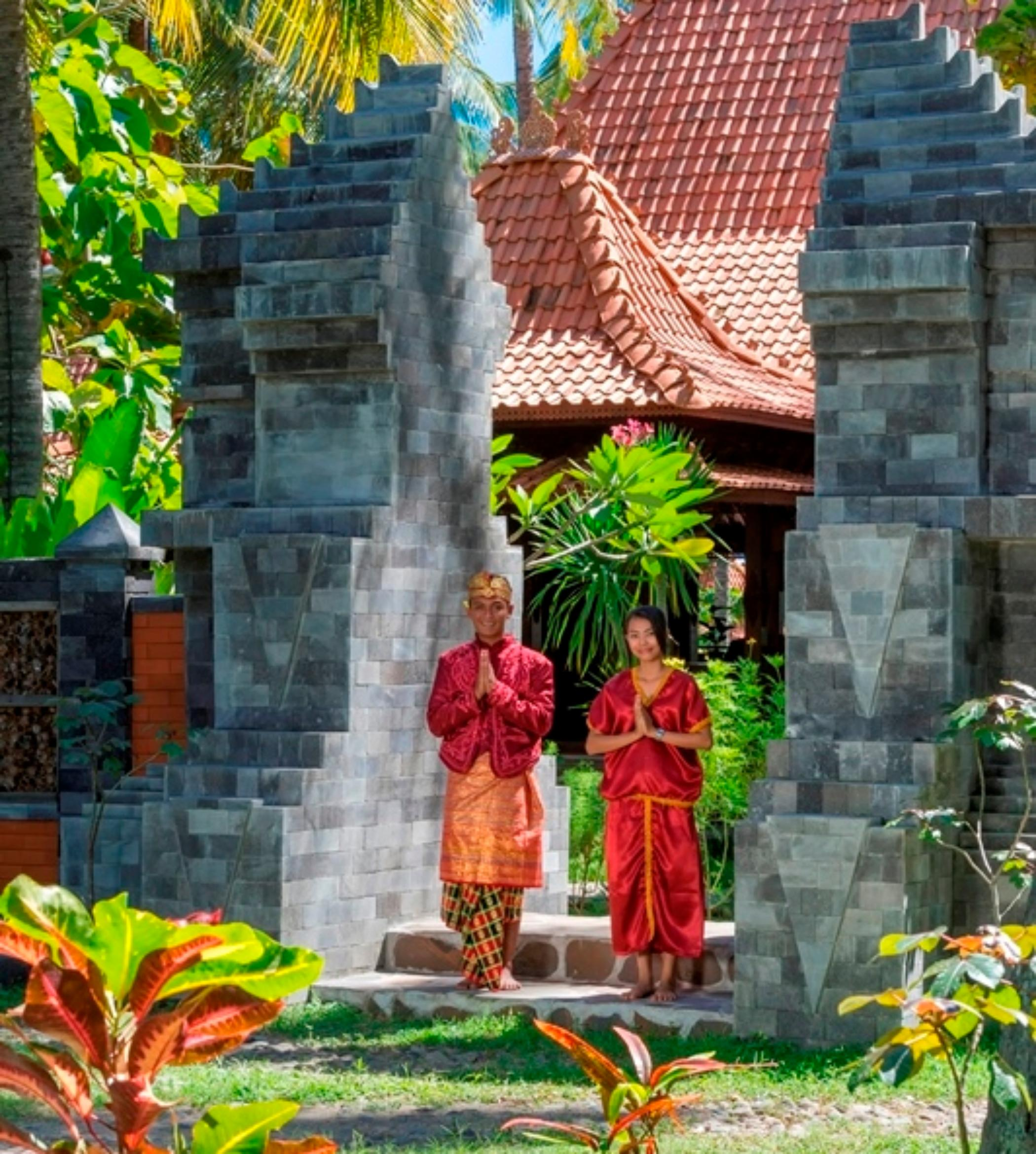 Brand new home in blissful Lombok seclusion