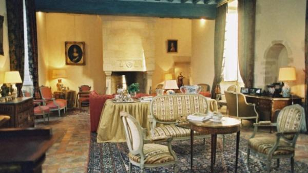 Chateau D Anjou