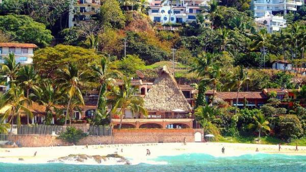 Villa Verde on the Beach
