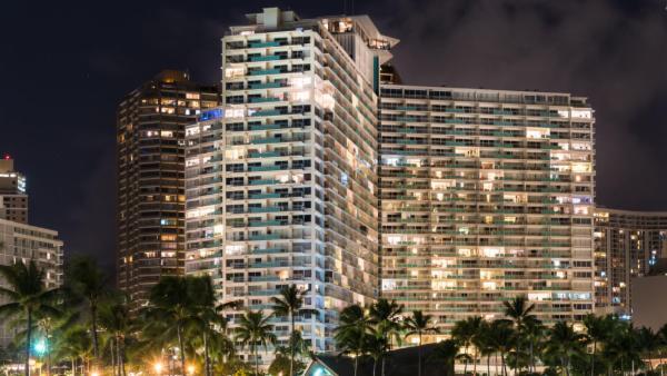 26th Floor Ilikai Penthouse