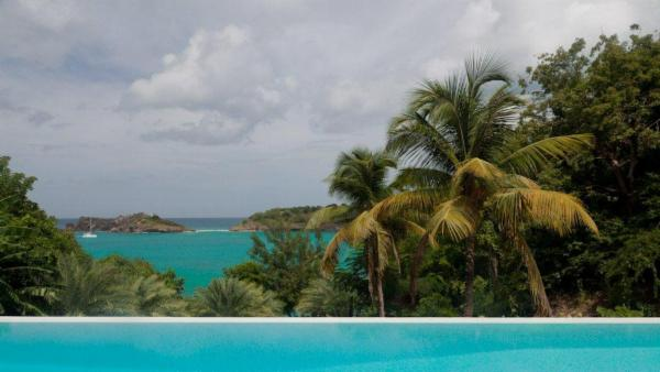 Villa on the Beach - Antigua