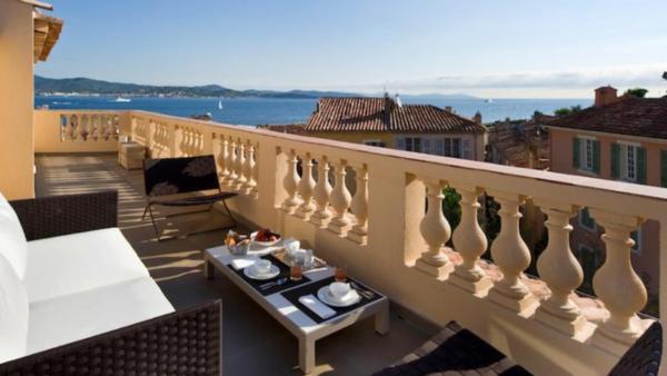 Flat St Tropez
