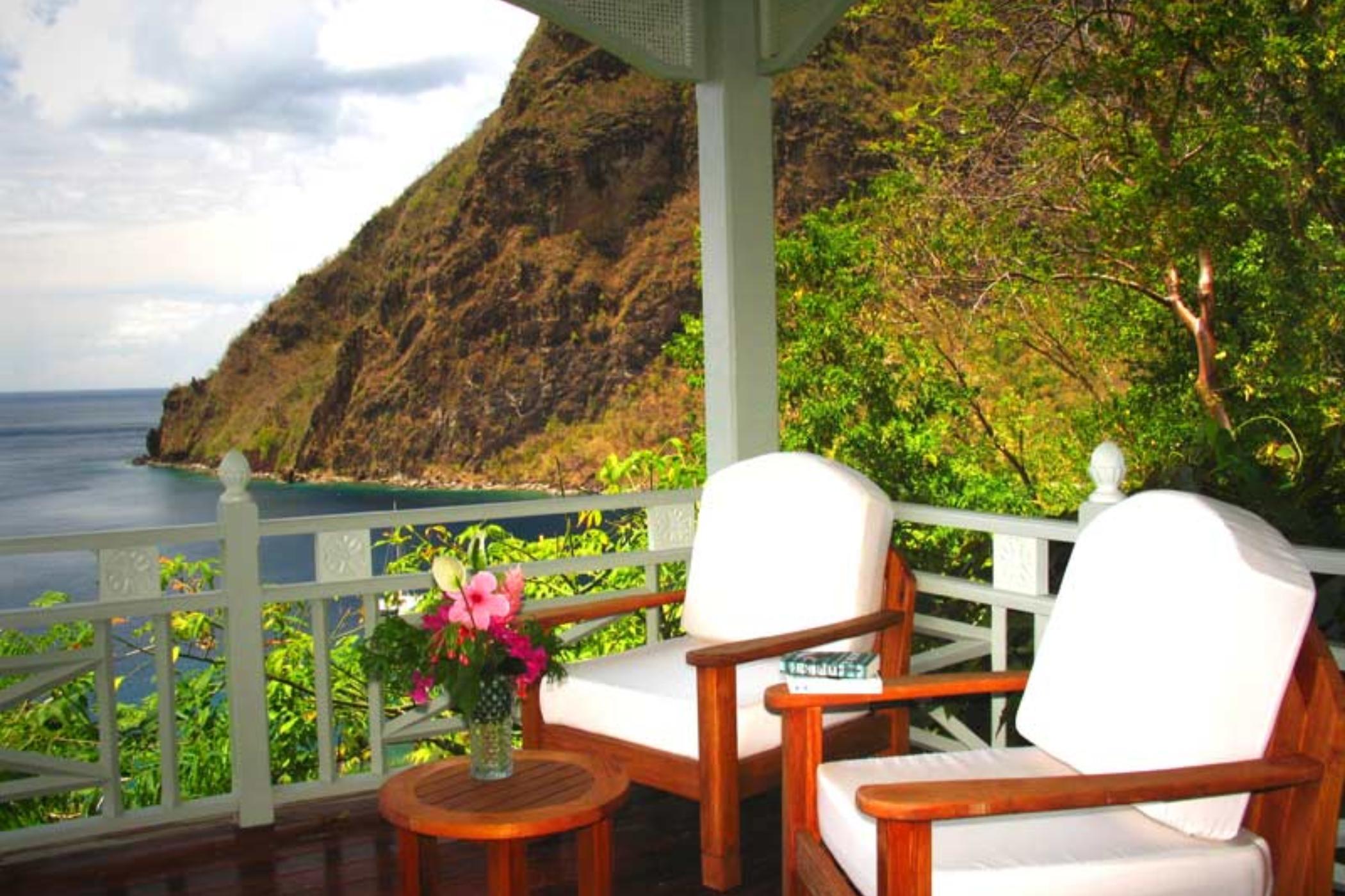 Arc En Ciel - St Lucia