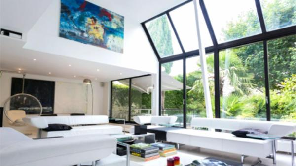 Une Villa A Paris