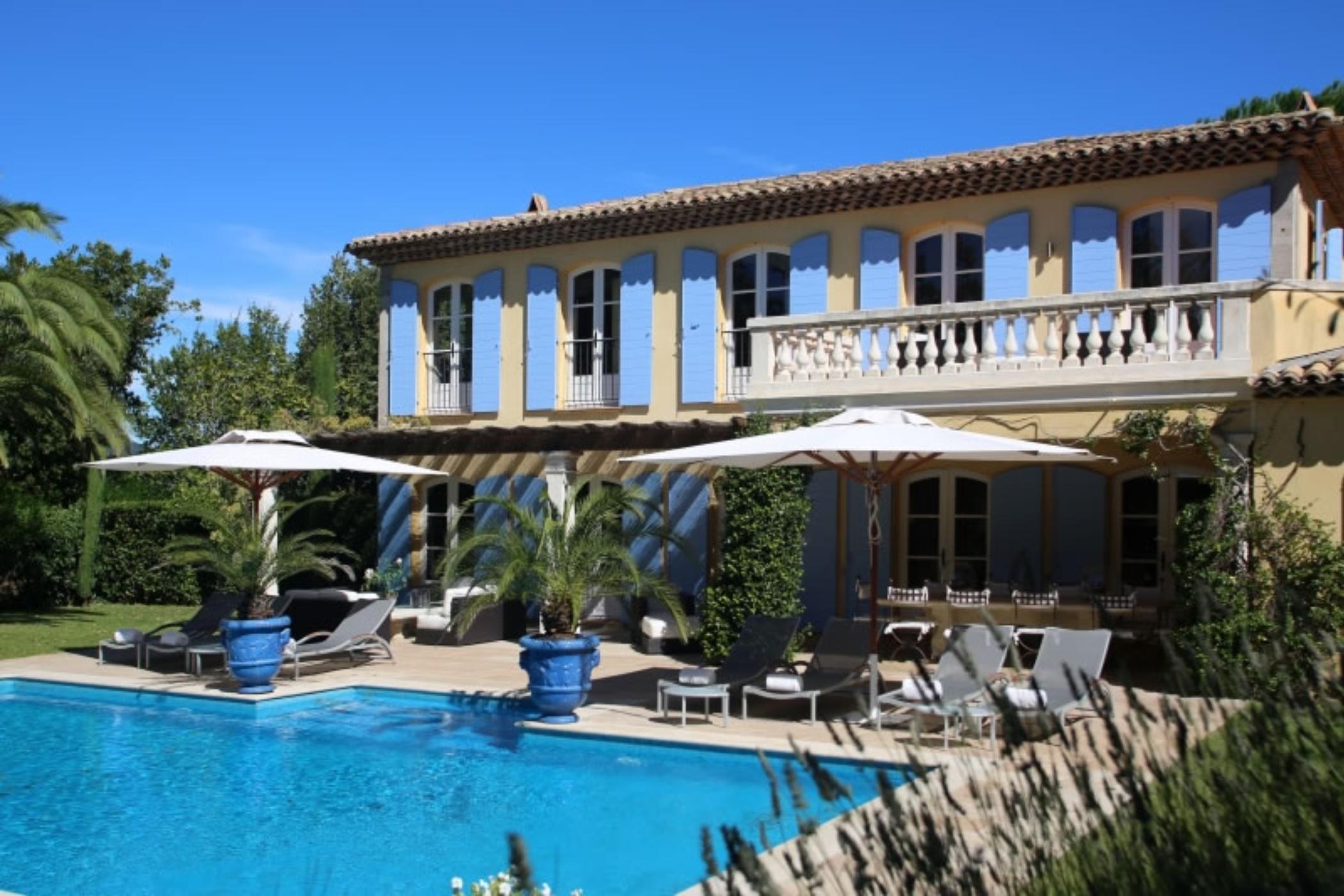Villa La Tropezienne
