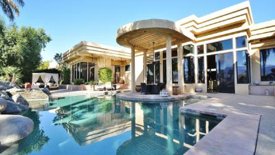 Palm Springs Villa - Desert Springs Estate