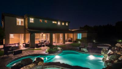 Palm Springs Villa - Monte Carlo
