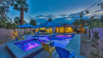 Palm Springs Villa - Sapphire