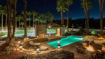Palm Springs Villa - Big Sioux Estate