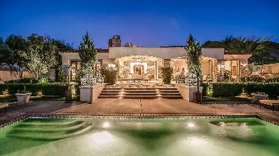 Palm Springs Villa - Bellagio