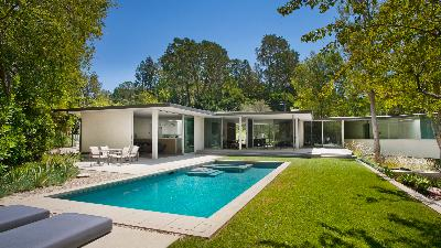 Laurel Canyon Modern Villa