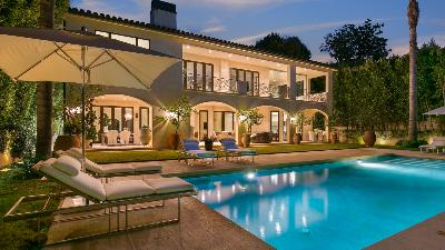 Beverly Hills Mediterranean Estate