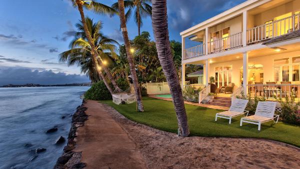 Lahaina Oceanfront Estate