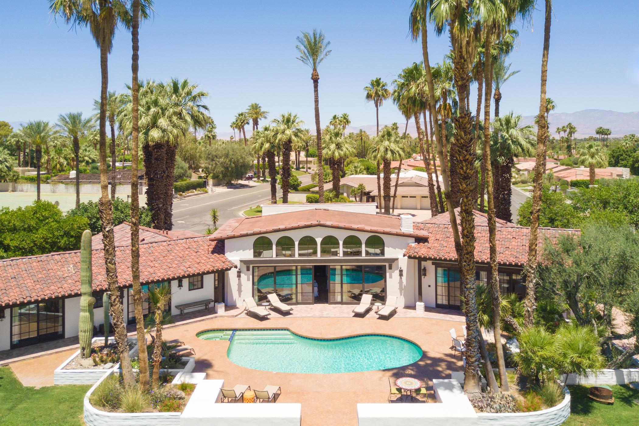 Palm Desert Retreat