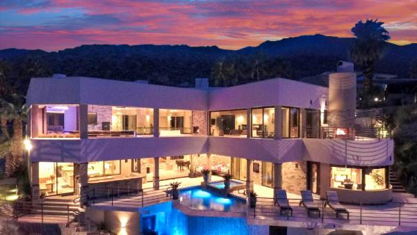 Palm Springs Villa - Goldeneye Estate