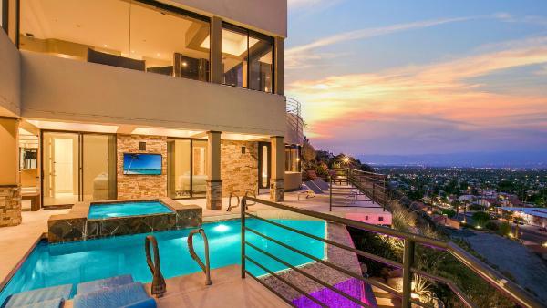 Palm Springs Villa - Goldeneye Estate
